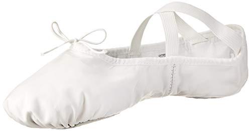 Bloch Prolite II Cuir, Blanc (blanc), 38 EU