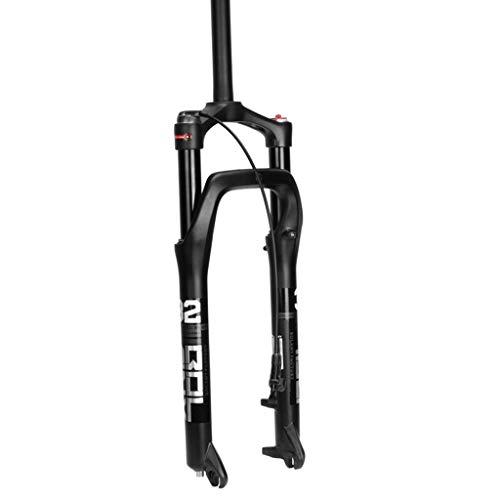 TYXTYX Horquilla de suspensión neumática para Bicicleta 26 Pulgadas de Grasa 4.0...
