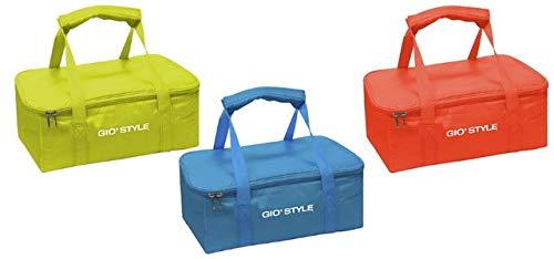 Gio'Style Lifestyle Fiesta Kühltasche Jumbo, Mehrfarbig, 10.5 l,