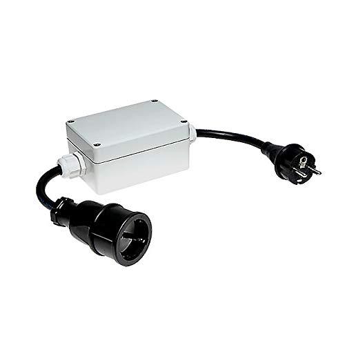 Anlaufstrombegrenzer 1Ph-230V/50Hz, Spannungssteller für Universalmotoren