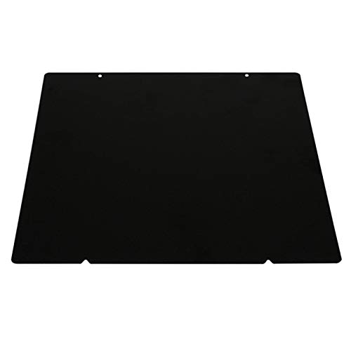 Spring Steel Sheet 3D Printer Heated Bed For Prusa I3 MK3, Powder Coated PEI Double Sided 3D Printer Heat Bed Accessories, 3D Printer Parts Printing Build Plate