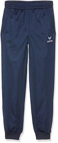 Erima 1106 Classic Team Pantalon d'entraînement Mixte Enfant, New Navy, FR : XXS (Taille Fabricant : 128 cm)