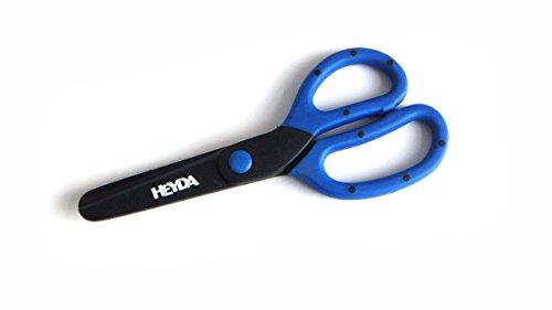 Hochwertige Sicherheitsschere/Kinderschere/Papierschere/Bastelschere (schneidet NUR Papier)