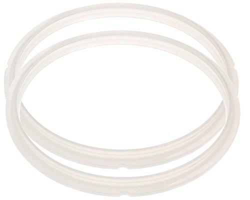 Impresa 2-Pack Replacement Seals/Gaskets for Crock-Pot 8-in-1 Multi-Use Express Crock Slow Cooker/ Pressure Cooker/Multi-Cooker (6 Qt) BPA-Free (SCCPPC600-V1)