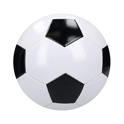 Balón de fútbol clásico para interiores y exteriores, impermeable, tamaño 5