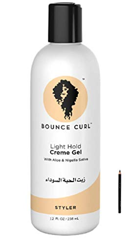 Bounce Curl Light Crème Gel 358 ml, zwart, standaard