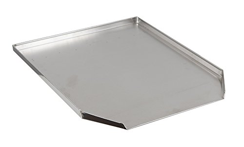 Stainless Steel Dish Drain Board (End Opening)