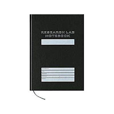 リサーチラボノート(HG)(ハード表紙) A4 80枚 品番:ノ-LB208HS 注文番号:55307437 メーカー:コクヨ