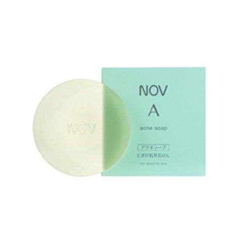 1位 常盤薬品『NOV(ノブ) A アクネソープ』