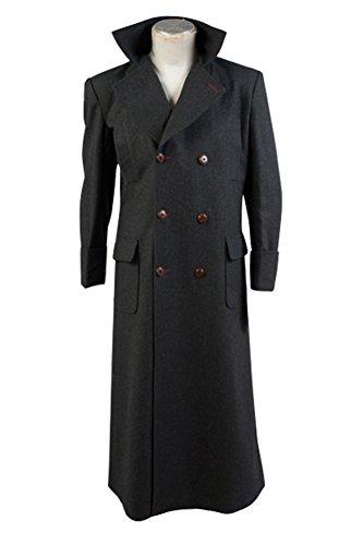 Mantello in Lana, costume da Sherlock Holmes