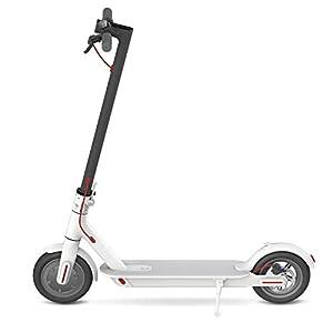 M MEGAWHEELS Scooter-Patinete electrico Adulto y niño, Ajustable ...