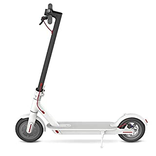 Xiaomi Mi Scooter - Patinete eléctrico plegable, 30 Km alcance, 25km/h, blanco (B077QQ1DMT) | Amazon price tracker / tracking, Amazon price history charts, Amazon price watches, Amazon price drop alerts