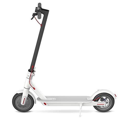 Xiaomi - Mi Scooter : Trottinette électrique blanche élégant