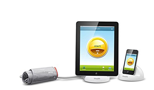 iHealth–Prise De Tension mit iPad, iPhone 3und 4oder iPod Touch–Dock Dockingstation Plug and Play