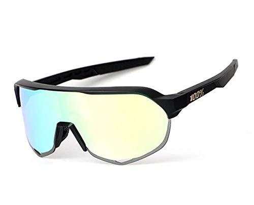 Gafas Deportivas Gafas De Sol Hombre Gafas Deportivas Polarizadas Con Protección Uv400 Gafas De Sol Deportivas Mtb 100% S3 Marcos De PC Para Senderismo Esquí Equitación Conducción Carrera,D