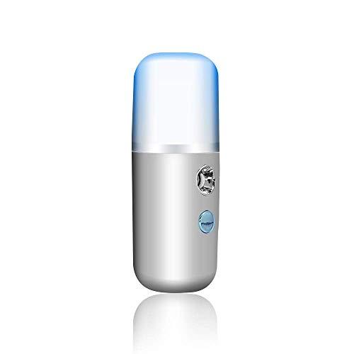 VEELIKE Humidificador de Aire antiviral Nano Mister Añadir poción Alcohol Atomizar Esterilizar Vaporizador portátil Difusor de Aroma Nebulizador Vaporizador