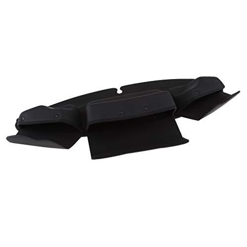Homyl Bolsa de Carenado Batwing Parabrisas de 3 bolsillos para Reemplazar parte de Motocicleta