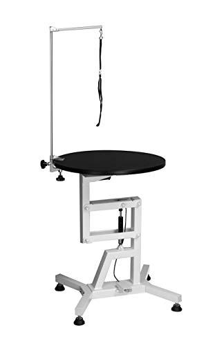 Artero Z9. Mesa Profesional de Peluquería Canina con Sistema Air Lift Sin Cables