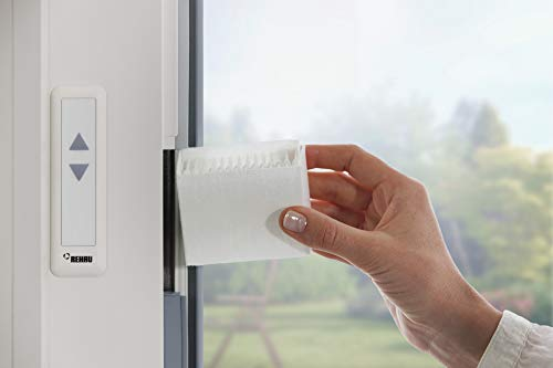 REHAU GENEO INOVENT Fenster, Original-Ersatzfilter, 4 Stück, jährlicher Wechsel