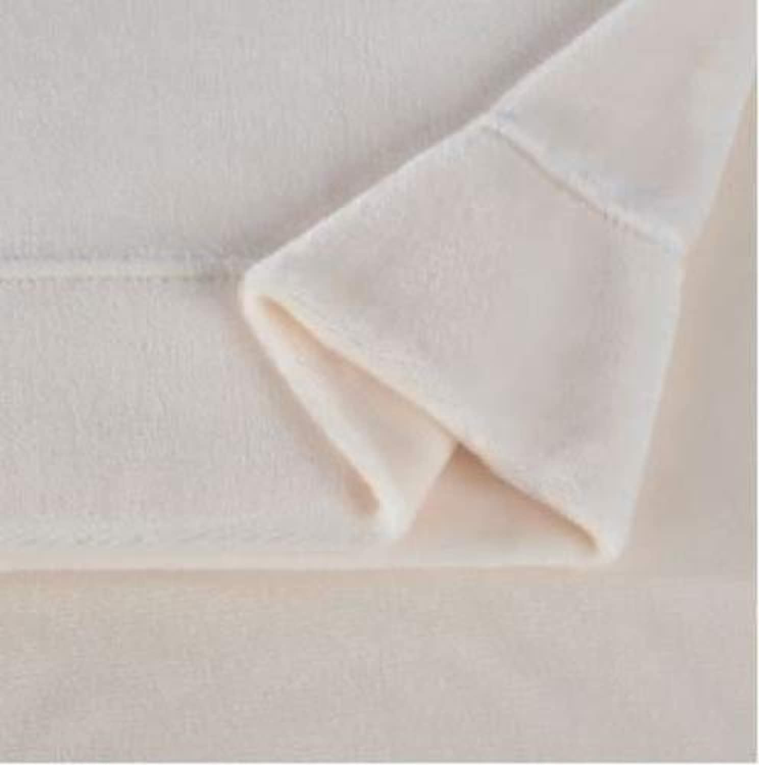 Berkshire Blanket VelvetLoft Sheet Set (Full, Cream)