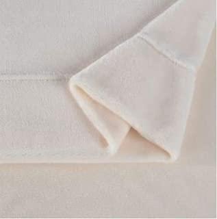 Berkshire Blanket VelvetLoft Sheet Set (Queen, Cream)