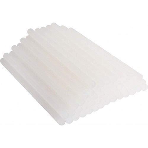 SAILUN - Bastoncini di colla a caldo Φ 11 mm x 200 mm universale trasparente hot melt colla stick super adesivo per fai da te trigger elettrico hobby fai da te