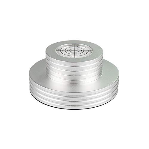 Aluminium platen, stabilizer, 300 g, met waterpas, libelle