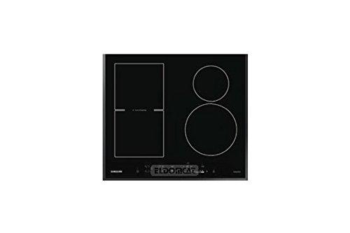 Samsung piano cottura a induzione NZ64H5747DK finitura nero da 60cm