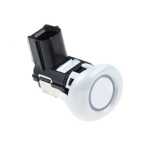 INPET Auto White Parkhilfe Hilfsmittel umgekehrte Parksensor Fit für Infiniti Q60 G37 3.7L 25994-EJ35E 25994EJ35E PDC Sensor Autozubehör Auto Einparkhilfen