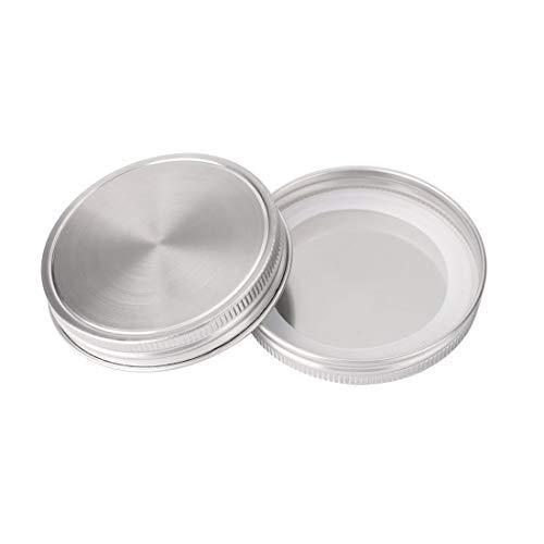 BESTONZON 6pcs Mason Jar corda maniglie Mason Jar Hangers e ganci per bocca normale Mason Jar Ball Pint Jar Canning giare
