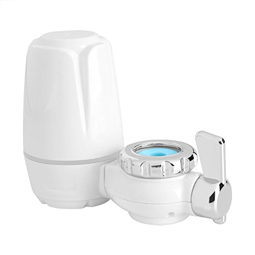 Wasserfilter Filter Wasserhahn Wasserfilter Küchenarmatur Wasserfilter mit waschbaren Keramikkern Insgesamt 8 Stück für Haushalt Küche Wasserhahn