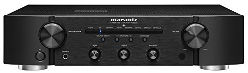 Marantz PM6006/N1B - Amplificador de Audio (RCA, 230 V, 50/60 Hz), Color Negro