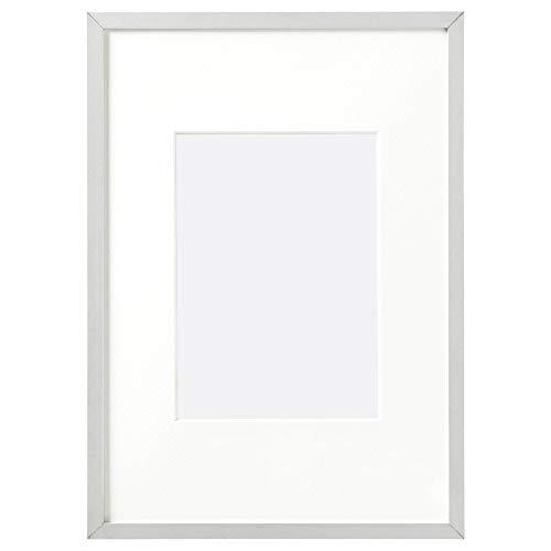 Ikea LOMVIKEN Fotorahmen, Aluminium, A4, 21 x 30 cm