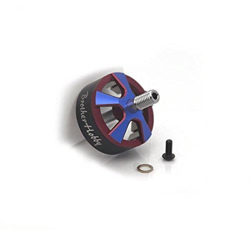 LaDicha Brotherhobby Retornador R5 2207 2400Kv 2700Kv Brushless Motor Bell Para Rc Drone Fpv Racing - 2700Kv
