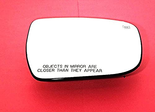 Nissan Fits 14-19 Rogue, 15-19 Murano 17-19 Pathfinder Right Heated Mirror Glass w/Rear Holder OE