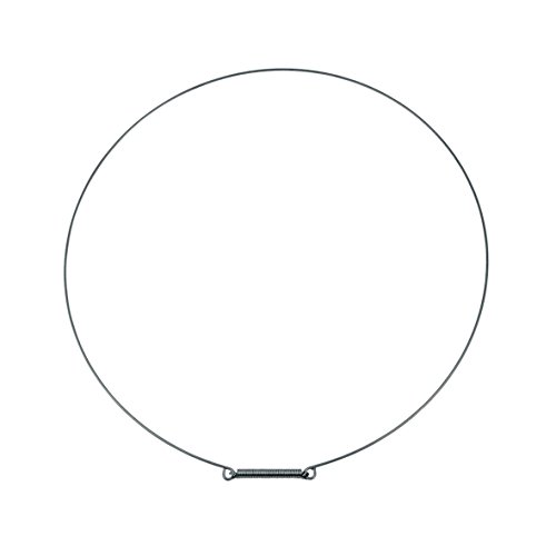 ORIGINAL LG Electronics 2W20017C Spannring Ring für Türmanschette Metallausführung Waschmaschine F1419TD.ABWQEDG WD-12170ND.AOWQEDG