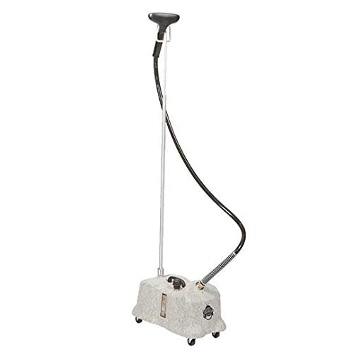 Buy Discount Jiffy Pro-Line Series Commercial Clothing Steamer in Gray with Plastic Head