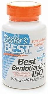 Doctor's Best Benfotiamine (150Mg) 120Vc