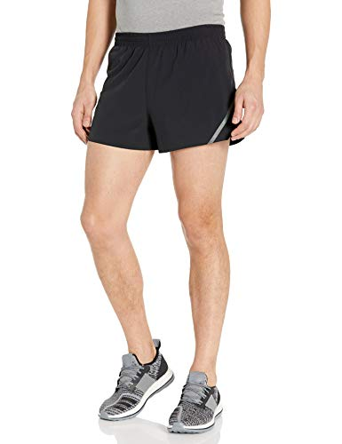 adidas Men's Supernova Climalite Running Shorts, Black, Medium