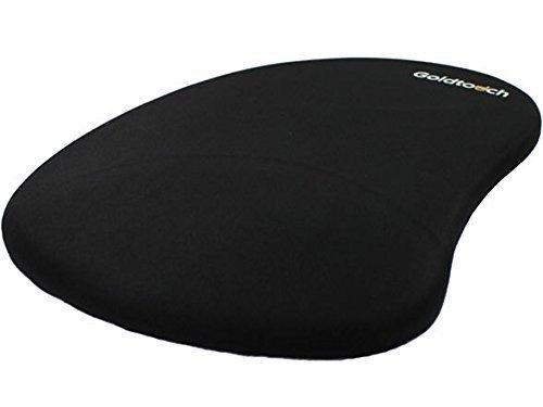 Goldtouch GT9-0017L Gel-Filled SlimLine Mouse Pad Left-Handed (Black)
