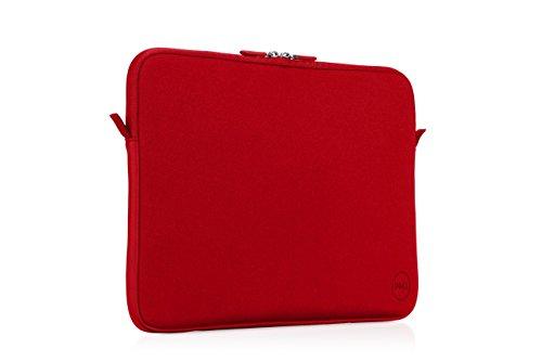 Dell 2GFGP Funda de Neopreno para Portátiles de Hasta 15″, color Rojo