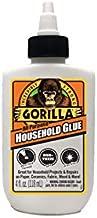 Gorilla Household Glue, 4 ounce (Pack of 1)