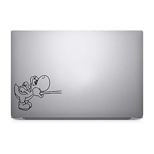 wandaufkleber 3d Wandtattoo Yoshi - Apple Macbook Air/Pro/Retina 13/15/17