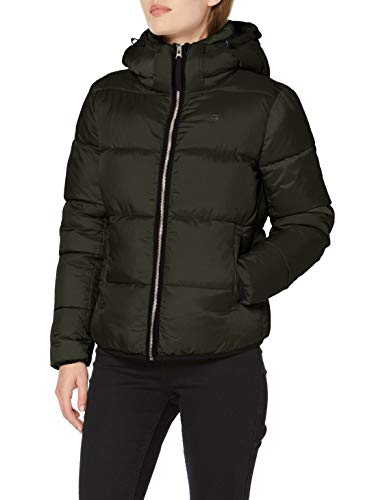 G-Star Raw dames jas/jack Meefic Sundu Quilted Hooded Overshirt