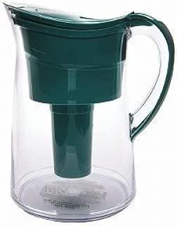 Brita Vintage Pitcher Water Filtration System, Torquoise