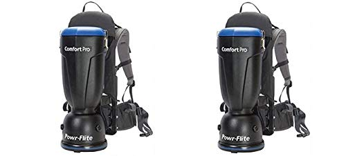 Why Choose Powr-Flite BP6P Comfort Pro Premium Backpack Vacuum, 6 Quart Capacity (2)