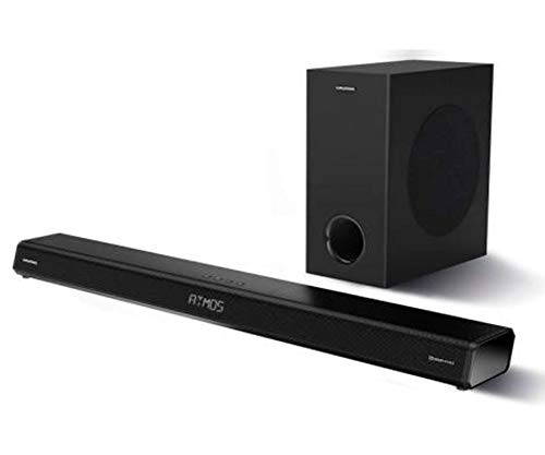 Grundig GSB 950 Atmos Soundbar 2.1 Kanäle 120 W Schwarz