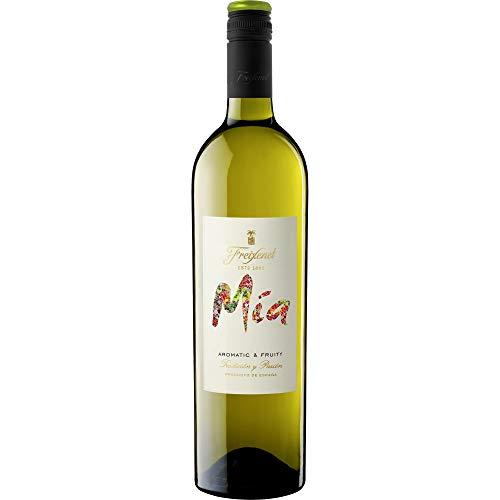 Freixenet Mia Blanco Wein, Halbtrocken, 11,5% Alkohol (0.75l) – Cuvée aus Weißweinen der Weinreben Spaniens