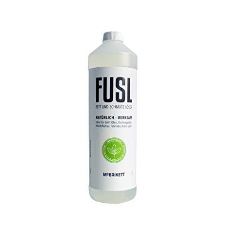 FUSL Fett und Schmutz Löser, 1L Nachfüll-Flasche, Bio-Reiniger Konzentrat