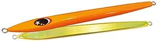 ゼスタ(XESTA) メタルジグ スローエモーション フレア 800g 96.FOL/GD フルオレンジグロー/フルゴールド